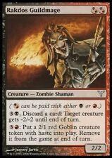 MTG 4x RAKDOS GUILDMAGE - Dissension *Goblin Token i.P*