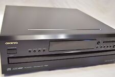 onkyo p3. Onkyo 6 Disc CD Player - Black DX-C390 USED With Remote P3