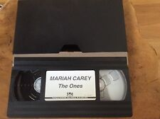 Mariah Carey - The Ones - Japanese Promo Only Video - Extremely Rare