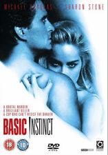 BASIC INSTINCT - DVD - REGION 2 UK
