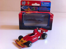 Yat Ming - Voiture F1 rouge (1/64)
