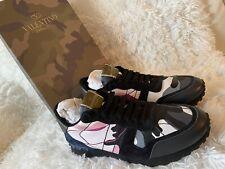 Valentino Exclusive Camo Sneakers