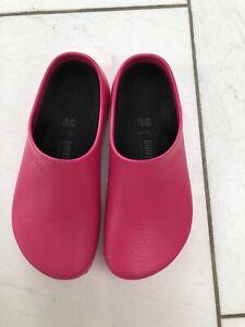 Orig. Birkenstock Super Birki Clogs, pink, Damen Gr. 40, norm. Weite, neu