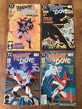HAWK & DOVE #1 #2 #3 #5 mini series DC COMICS 1988 VF+ Key 1st Issue See Store