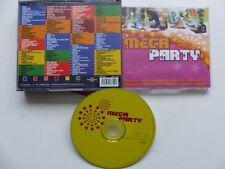 Compil MEGA PARTY DE LA SOUL BORIS FROGGY MIX BONEY M RAYDEL NOMADS  4XCD Album