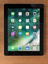 Black/Silver iPad 4th Generation - A1458 - 16GB *GOOD CONDITION!*