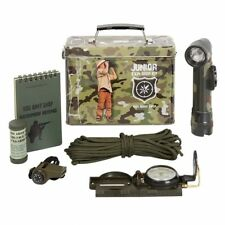 Kids Army Camouflage Junior Explorer Kit  Ideal Toys Gift