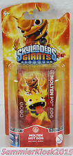 Molten Hot Dog - Skylanders Giants Figur - Element Fire / Feuer - Neu OVP