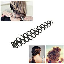 Haar Spirale Frisurenhilfe Braider Pferdeschwanz Flechten Styling-Zubehör