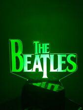 The Beatles Multicolor nightlight