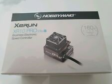 Hobbywing Xerun XR10 Pro 160A Sensored Brushless ESC #30112600