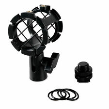 SmallRig Universal Microhone Shock Mount Adapter Mic Stand with Cold Shoe Pinch