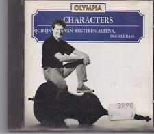 Quirijn Van Regteren Altena-Characters cd album