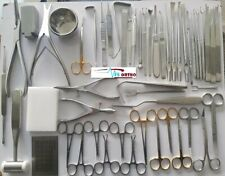 Rhinoplasty set of 53 Pcs,Plastic surgery instruments