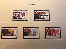 50 Years TV Postage Stamp Arch Mint Unused Australia Nr.B14