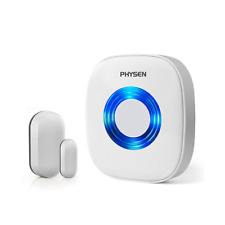 PHYSEN Wireless Door/Window Sensor Chime kit with 1 Magnetic Door Sensor