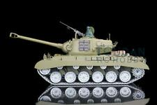US STOCK HengLong M26 Pershing 1/16 3838 Customized RTR RC Tank W/ Metal Wheels