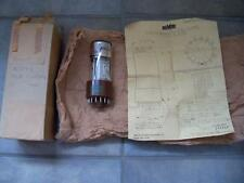 1954 DUMONT K1292 PHOTOMULTIPLIER TUBE NOS TENTATIVE SCHEMATIC PROTOTYPE ?