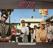 AC/DC und LP (12 Inch) Vinyl-Schallplatten
