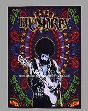 Large Hippie Tapestry Wall Hanging Mandala jimi hendrix bohemian Beach Throw Art