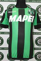 Maglia calcio SASSUOLO TG S shirt trikot maillot jersey camiseta