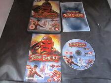 PC Game Jade Empire Special Edition Steelbook Version