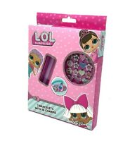 Official LOL Surprise Bracelet Set Girls 21 Piece Charm Jewelry Set