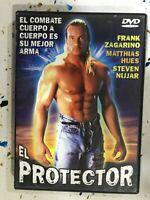 Il Protezione DVD Frank Zagarino Matthias Hues Steven N Ijjar - Spagnolo Inglese