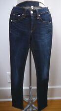 NEW RAG & BONE Kensington stretch skinny jeans size 24