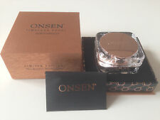 ONSEN INFINTIY CAPSULES. ANTI AGEING. LIMITED EDITION. RRP £900