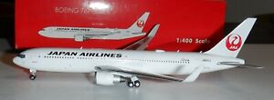 Phoenix  1:400  - JAL Japan  Airlines  767-300ER   #JA621J  -   04346