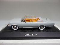 ZIL 117-V PRESIDENTIAL CARS M.GORBATCHEV 1984 NOREV ATLAS 1:43