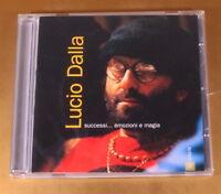 LUCIO DALLA - SUCCESSI... EMOZIONI E MAGIA - 2006 SONY - OTTIMO CD [AF-219]