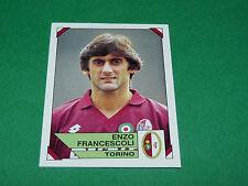 322 ENZO FRANCESCOLI TORINO PANINI FOOTBALL CALCIATORI 1993-1994 CALCIO ITALIA