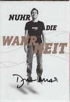 Dieter Nuhr original Autogramm signiert auf Karte
