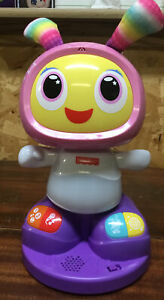 Fisher-Price Bright Beats Dance and Move Beatbo - Tested - Works!!!