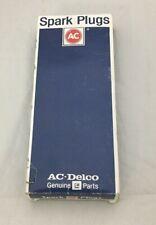 AC-Delco R46SZ Spark Plugs......Set of (7) General Motors GM0 Parts