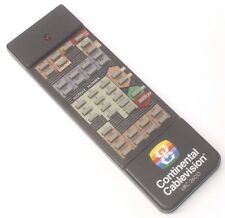Continental Cablevision URC-2600 Remote Control