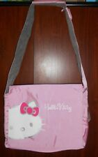 besace sac bandoulière ordinateur HELLO KITTY rose - neuf