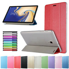 """Smart Flip Case Stand Cover for Samsung Galaxy Tab A S2 S3 S4 7.0-10.5"""" Tablet"""