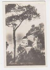 CARTOLINA PORTOFINO CASTEL S. GIORGIO RIF.15503