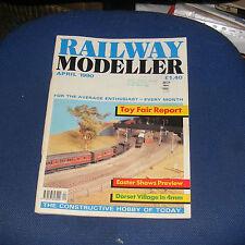 RAILWAY MODELLER VOLUME 41 NUMBER 473 APRIL 1990 - LEOMINSTER