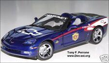 New 1/24 Franklin Mint 2006 Corvette Indy Festival Car S11E363