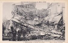MONTAUBAN 12 grandes inondations du midi de 1930 quartier de la gare éd bouzin