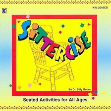 KIMBO EDUCATIONAL SITTERCISE CD (Set of 3) by