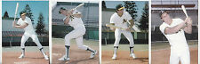 JOSE CANSECO OAKLAND A'S SET OF TEN ADVERTISING CARDS 1990