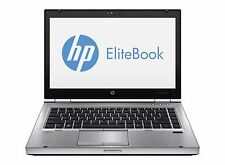 "HP Elitebook 8470p 14"" i7-3720QM 2.6Ghz 8GB Ram *256GB SSD* Win 10 Pro Notebook"