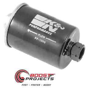 K&N Fuel Filter - KN K N For Chevrolet Silverado / Jaguar / GMC Yukon  PF-1000