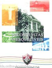 Fluminense Football Club 30 Conquistas Inesquecíveis - Fundação Biblioteca Nacio