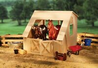 Breyer Tradtitional Wood Stable